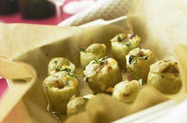 baby baked potatoes