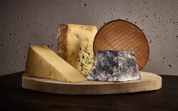 English Cheese Selection Box