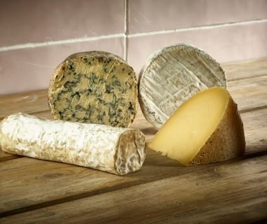 The Vegetarian Cheese Lovers Box Cheese Gift