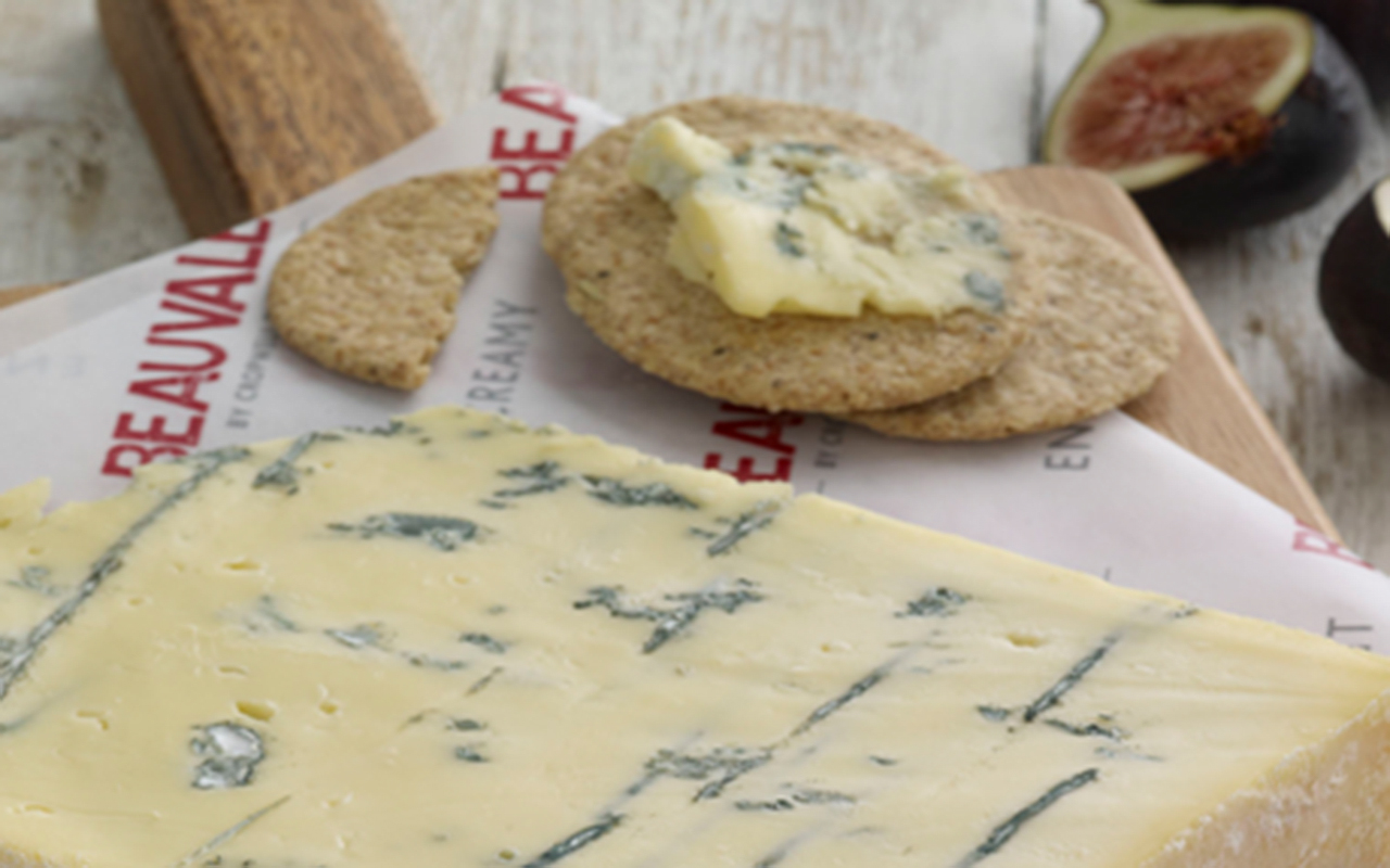 Buy Cropwell Bishop Beauvale Blue Cheese From Pong Cheese