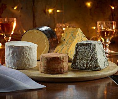 Christmas Cheese Extravaganza Box