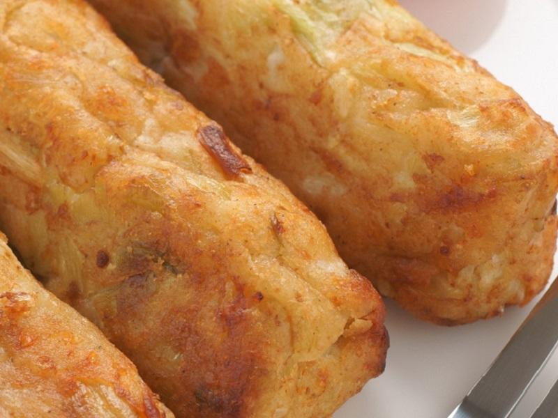 Glamorgan Sausages Pong Cheese