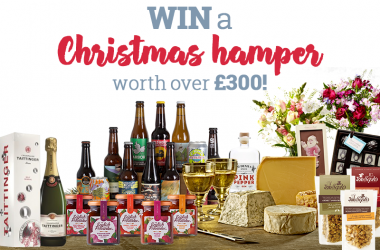 Christmas Hamper Prize Draw