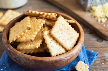 Montgomery's Cheese Crackers
