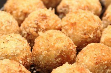 Sparkenhoe Panko Dumplings