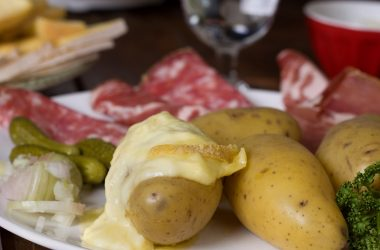 Raclette Slices