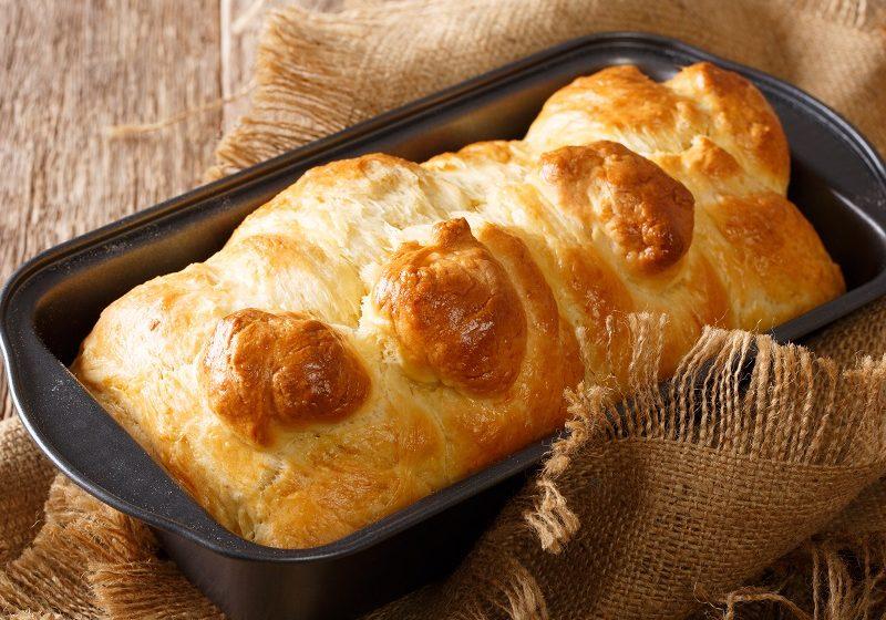 Roquefort Brioche Bread