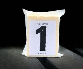Alex James Cheddar Cheese No 1