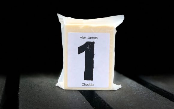 Alex James Cheddar Cheese No 1