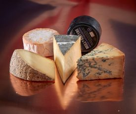 Best of British Cheese for Export Taster Box