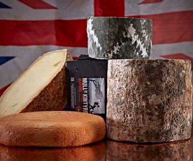 Best of British Cheese for Export X-Large Box