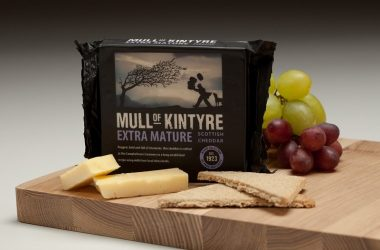 Mull of Kintyre Cheddar