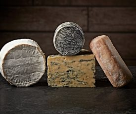 Alex James Co British Cheese Box of 4