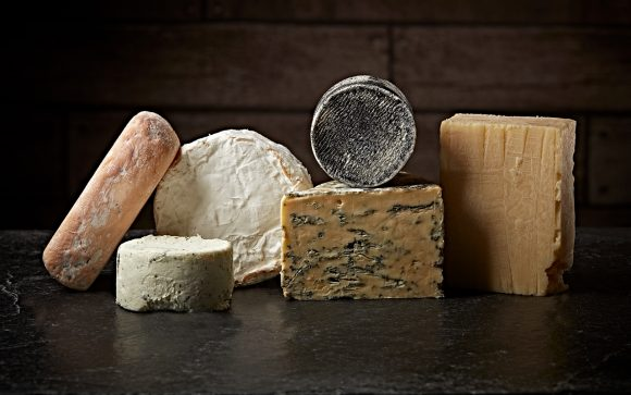 Alex James Cheese British Cheese selection box