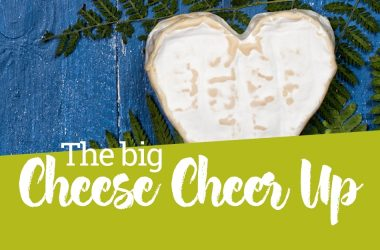 The Big Cheese Cheer Up