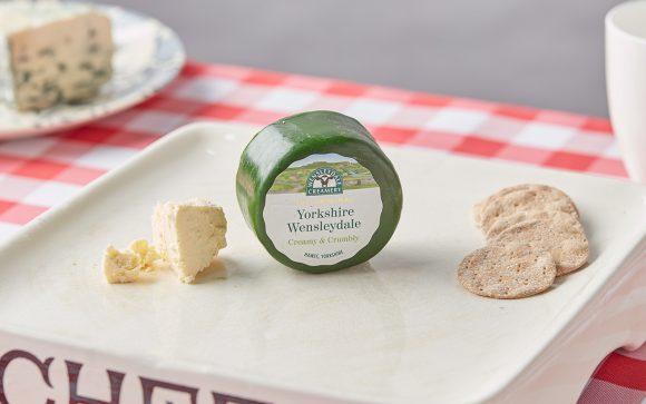 Hawes Wensleydate Cheese