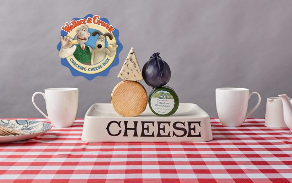 The Wallace & Gromit Cracking Cheese Box