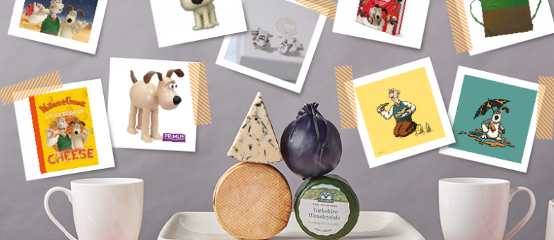 Wallace & Gromit Prize Draw
