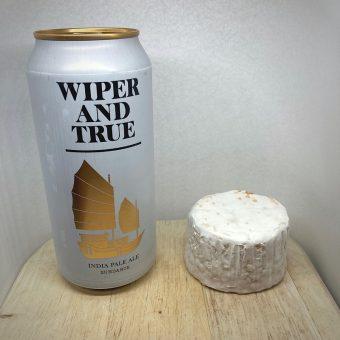 Wiper and True India Pale Ale and Bix