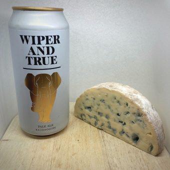 Wiper and True kaleidoscope and Fourme d'ambert